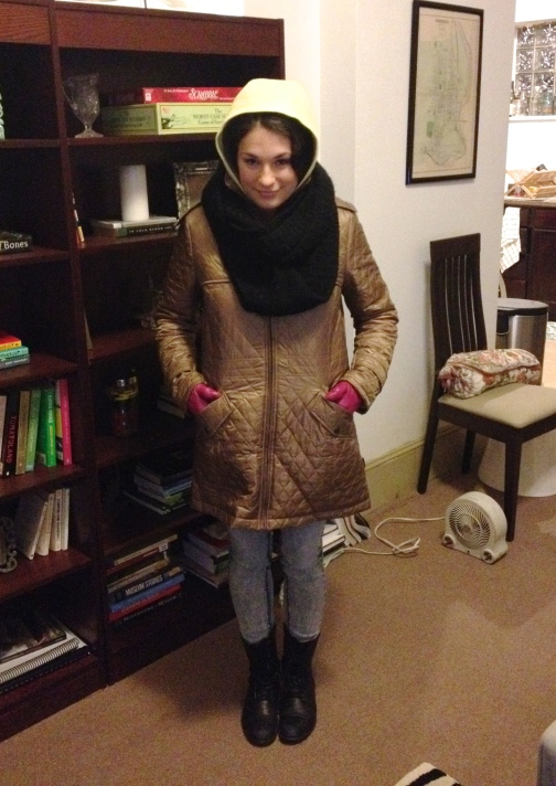 tumi coat