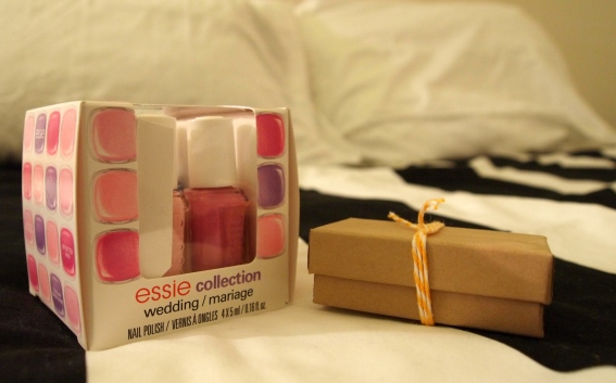 essie wedding