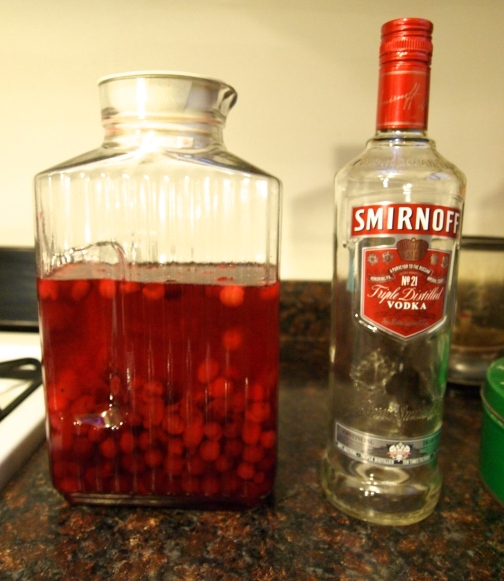 cranberry vodka
