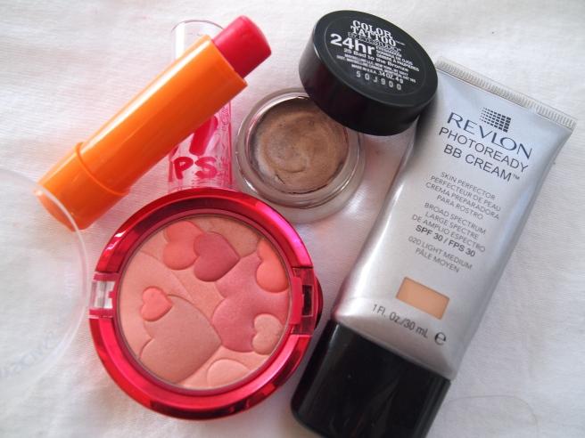 simple make up look