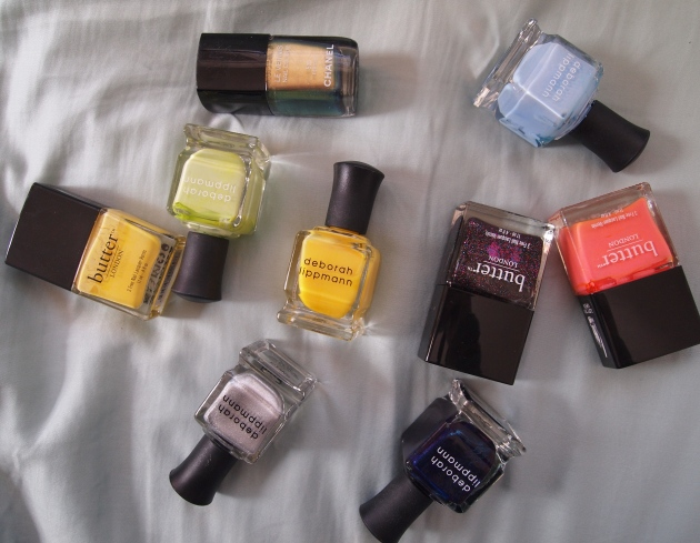 high end nail polish