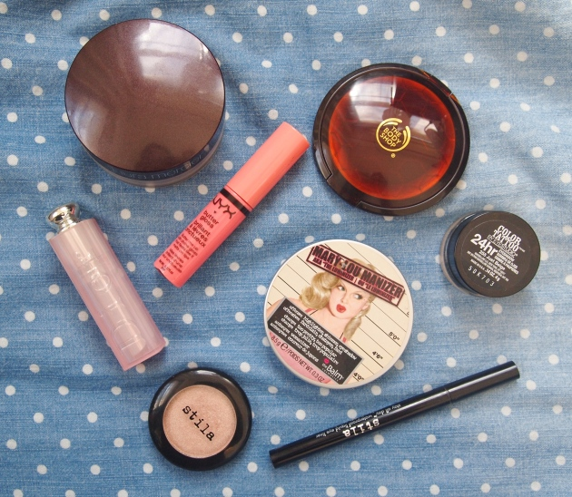 spring make up picks