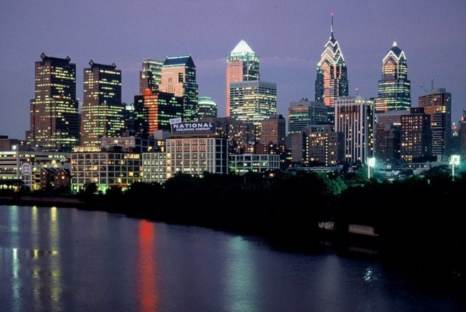 philadelphia-at-night