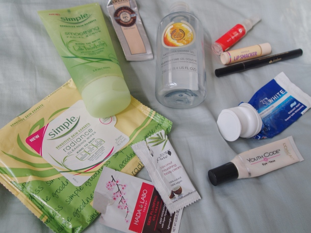 april empties 2014