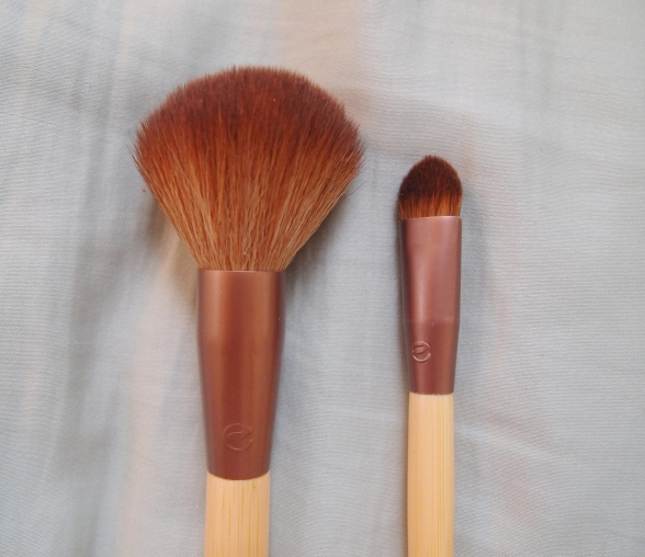 eco tools brushes, make up, bruses