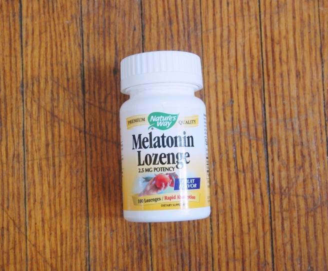 natures way melatonin
