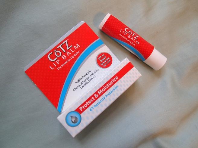 cotz lip balm