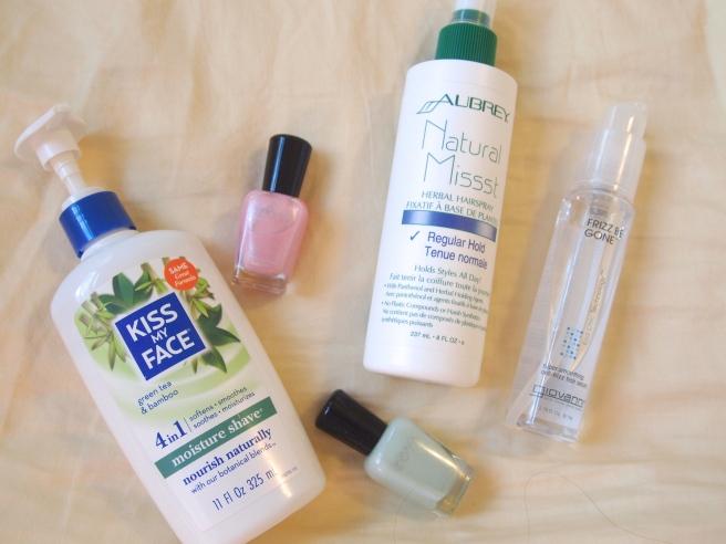 natural make up products