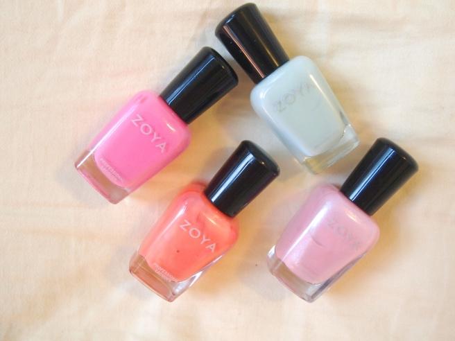3 free nail polish, zoya nail polish