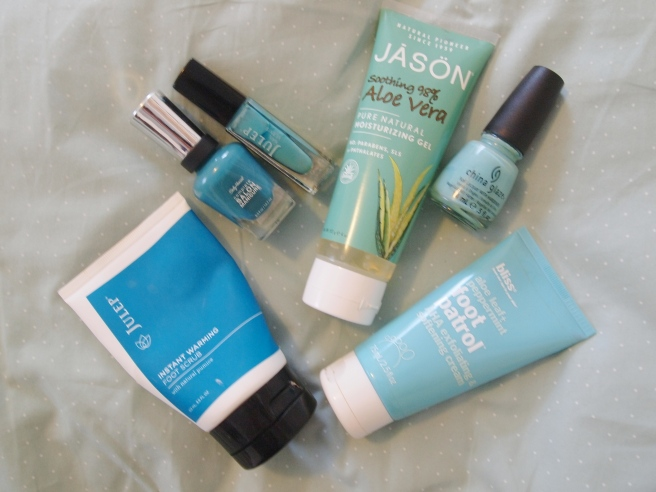 teal products