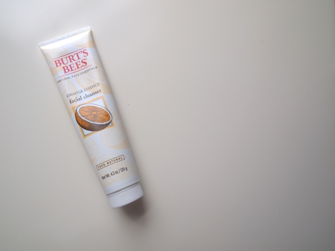 burts bees cleanser