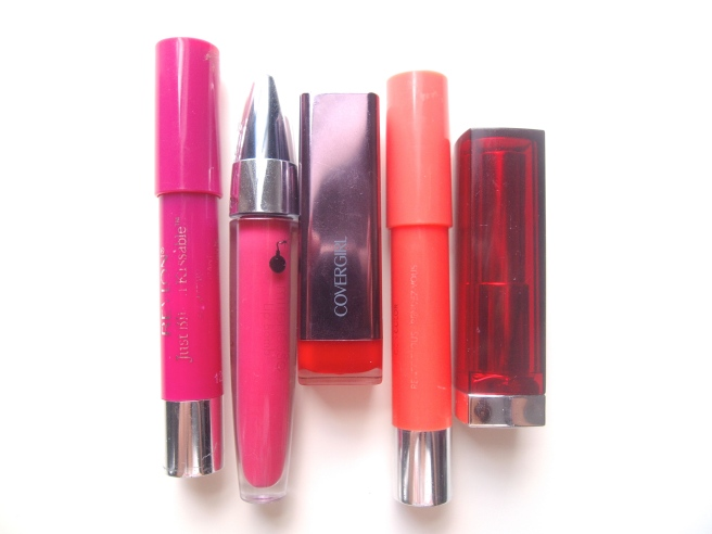 bright lipsticks
