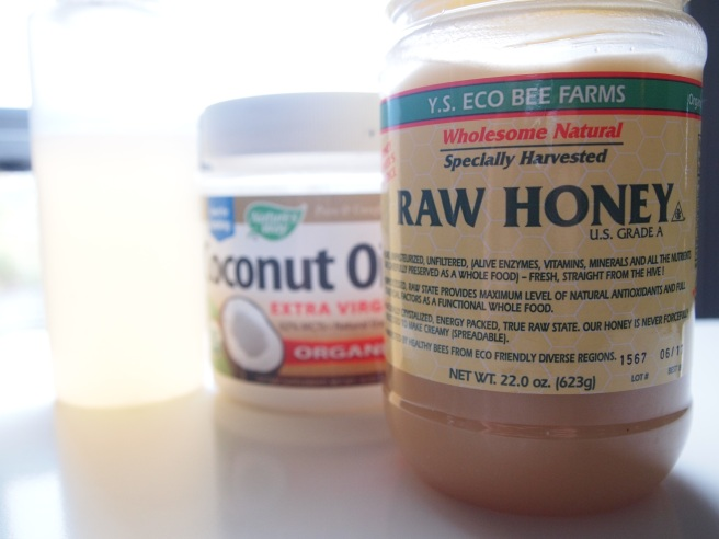 raw honey for face