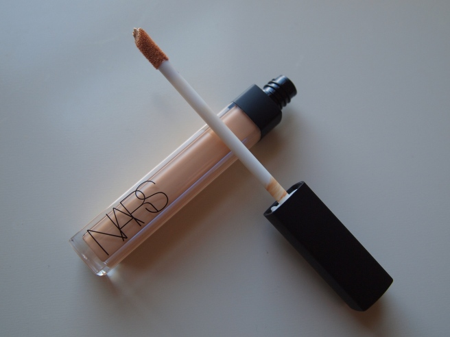 nars custard swatch