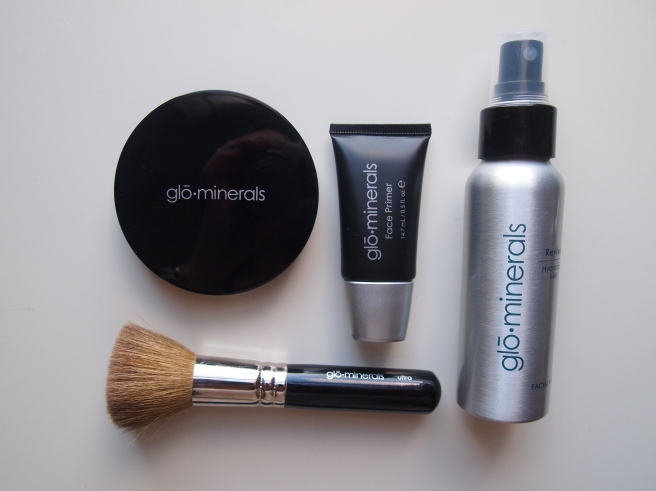 glo minerals flawless finish