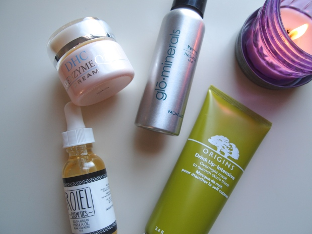 hydrating products