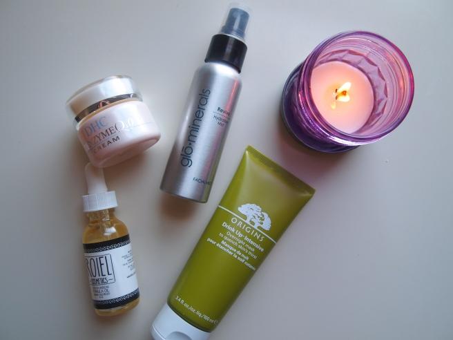 winter skin hydration