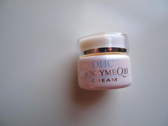 dhc coenzyme cream