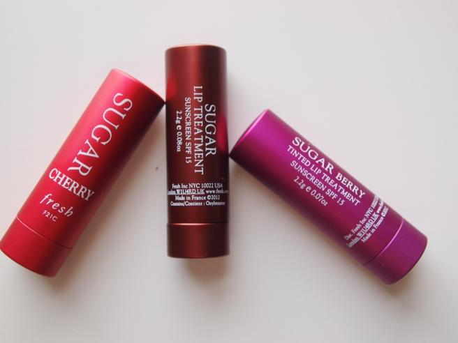 fresh sugar lip treatment