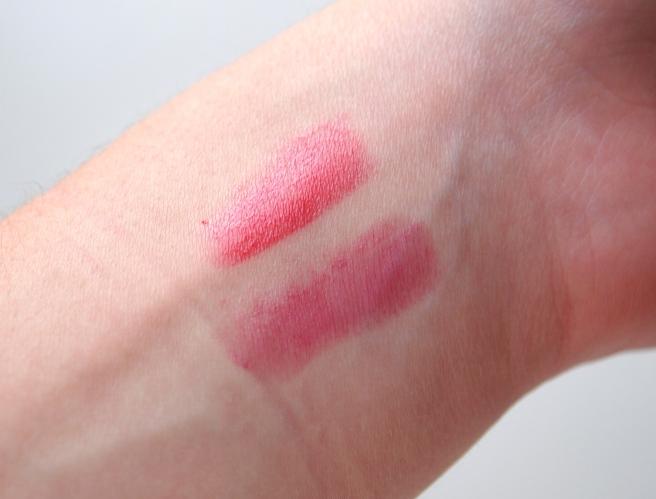 fresh sugar lip treatment swatch