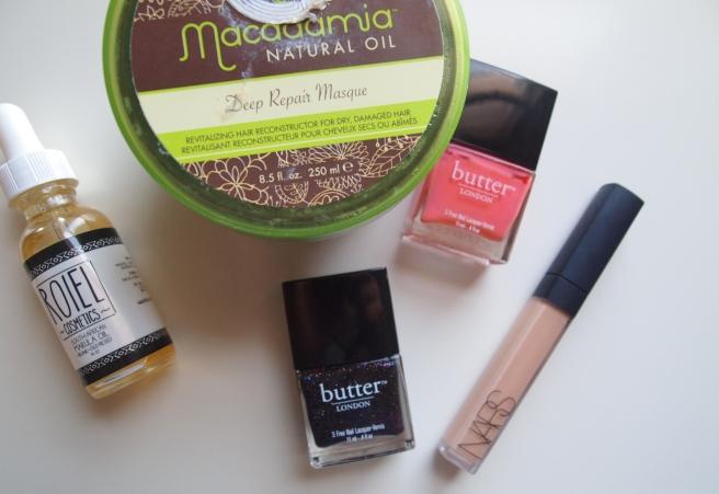 macadamia oil hair mask