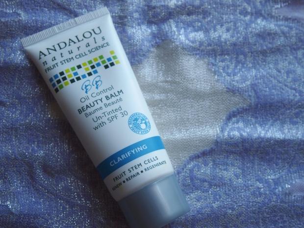 andalou naturals clarifying bb cream