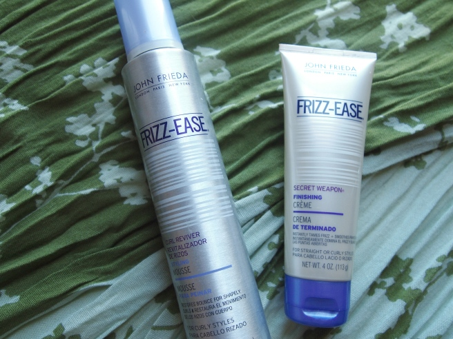 frizz ease products