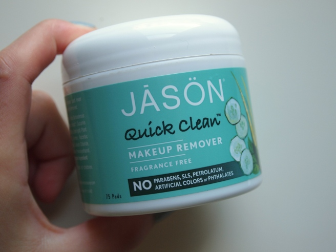 jason quick clean wipes