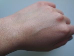 jason make up wipe swatch