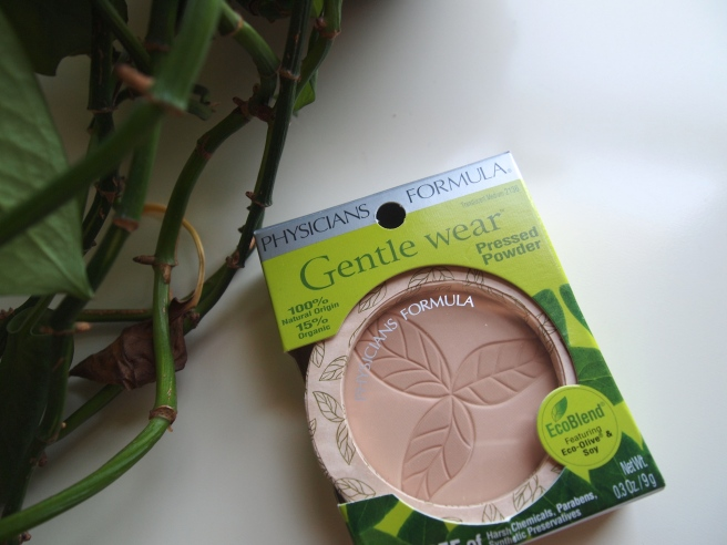 physicians formula gentle wear