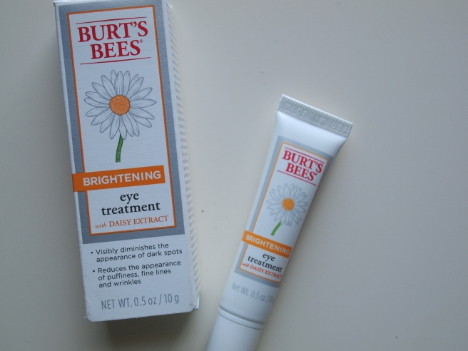 burts bees eye treatment