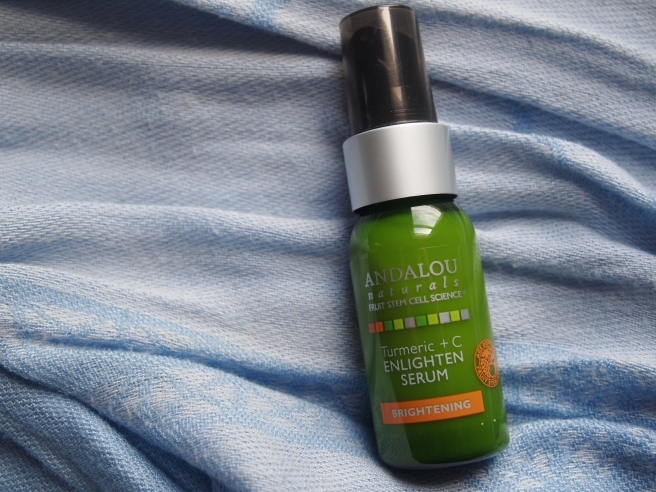 andalou naturals brightening serum