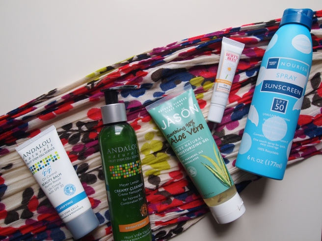 summer skin essentials