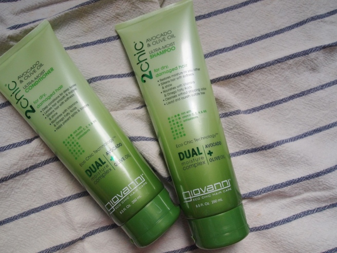 giovanni 2 chic shampoo and conditioner