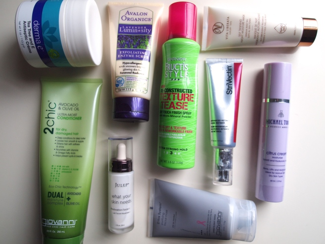 favorite skin care