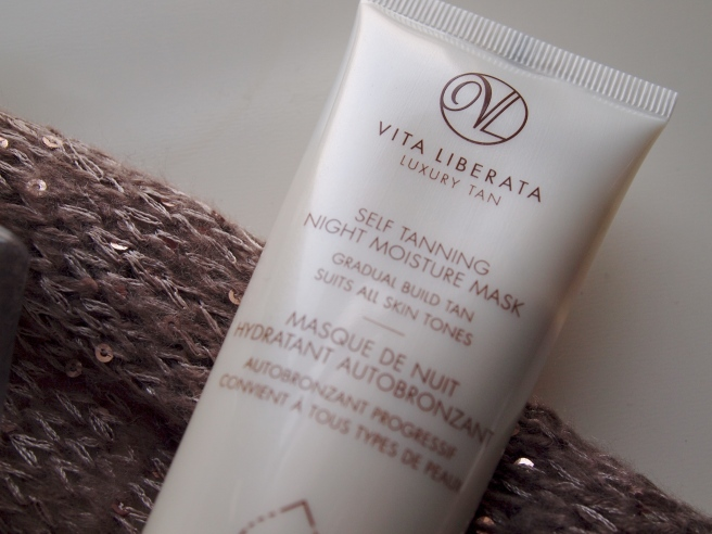 vita liberata self tanning mask