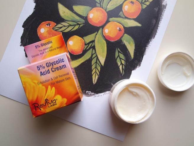 reviva labs glycolic acid cream
