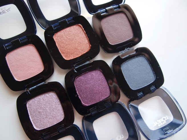 drugstore eye shadows