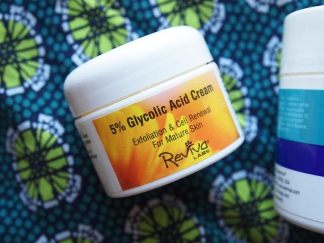 glycoloc acid cream
