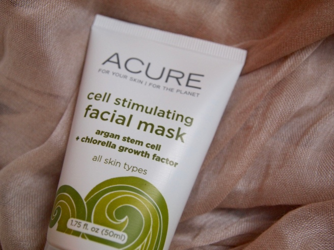 acure cell stimulating mask