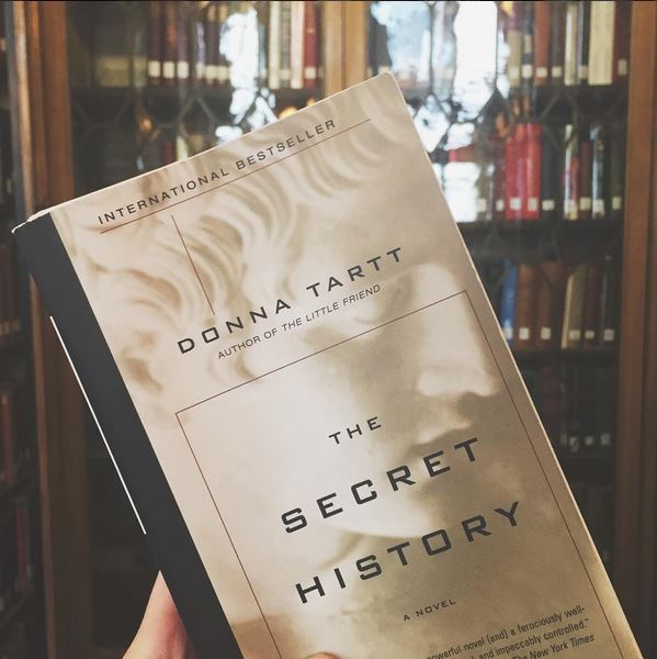 The Secrey History by Donna Tartt