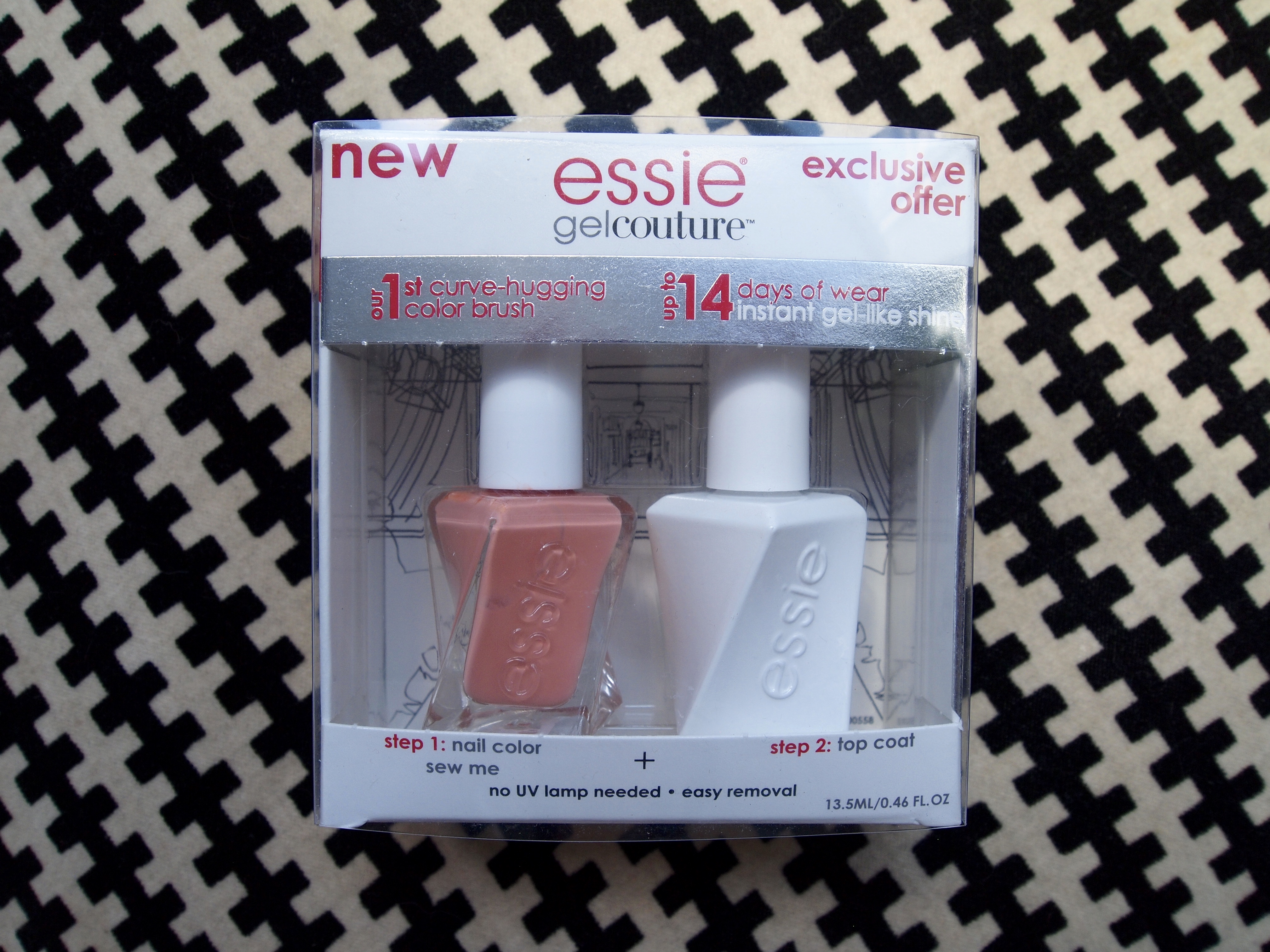 New Essie Gel Couture Nail Polish